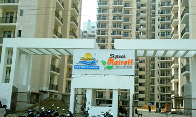 Gallery Cover Image of 1015 Sq.ft 2 BHK Apartment for rent in Skytech Matrott, Sector 76 for 13000