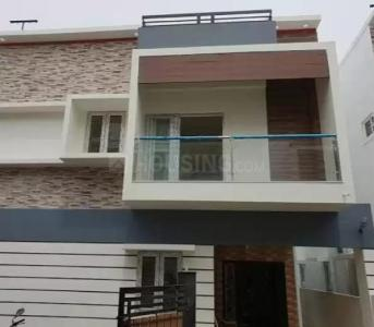 Gallery Cover Image of 1616 Sq.ft 3 BHK Villa for rent in Vijay Sai Lake View, Medavakkam for 19000