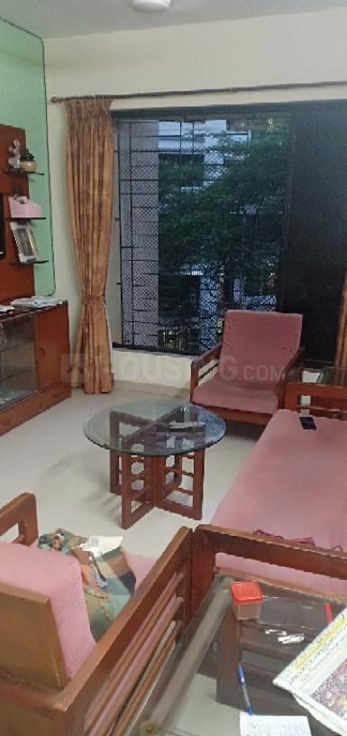 Living Room Image of 1240 Sq.ft 3 BHK Apartment for rent in Thane West for 33333