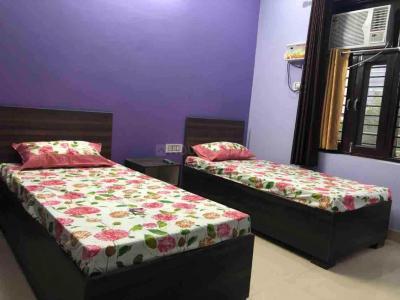 Bedroom Image of PG Near Tcs Olympus Thane Ynh in Hiranandani Estate
