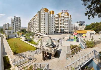 Gallery Cover Image of 1039 Sq.ft 2 BHK Apartment for buy in Pristine Pacific H I, Ambegaon Budruk for 7500000
