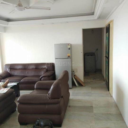 Living Room Image of Girls PG in Andheri West