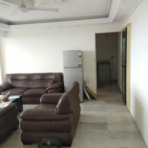 Living Room Image of Girls PG in Andheri West