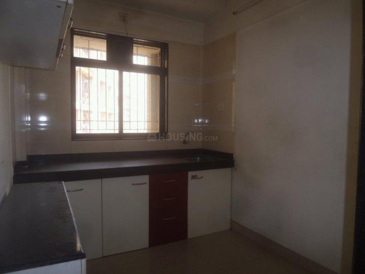 Kitchen Image of 690 Sq.ft 1 BHK Apartment for rent in Kharadi for 16000