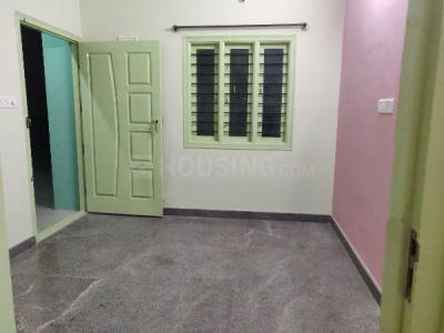 Gallery Cover Image of 550 Sq.ft 1 BHK Independent Floor for rent in Banaswadi for 8000
