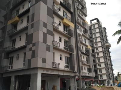Gallery Cover Image of 771 Sq.ft 3 BHK Apartment for buy in Merlin Maximus, Sodepur for 4160000