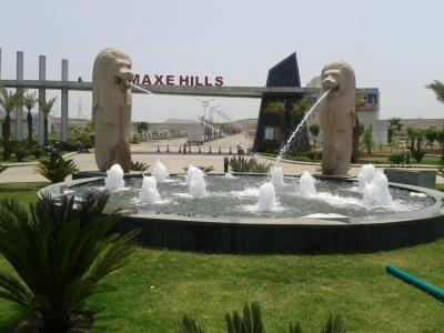 Garden Area Image of 3100 Sq.ft 3 BHK Independent House for buy in Omaxe Hills, Rau for 10385000