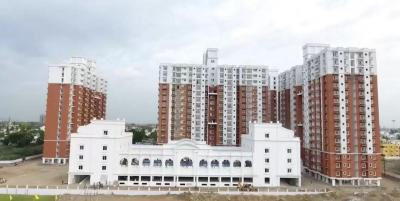 Gallery Cover Image of 1510 Sq.ft 3 BHK Apartment for buy in Poonamallee for 6342000