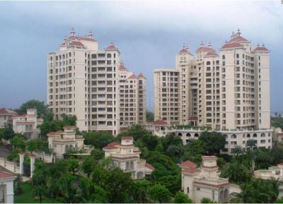 Gallery Cover Image of 1680 Sq.ft 3 BHK Apartment for rent in Madh for 50000