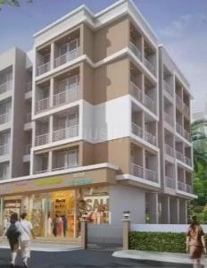 Gallery Cover Image of 650 Sq.ft 1 BHK Apartment for buy in Shivkrupa Bhakti Park, Ghansoli for 5300000