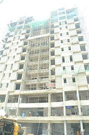 Gallery Cover Image of 1663 Sq.ft 3 BHK Apartment for rent in Beliaghata for 40000