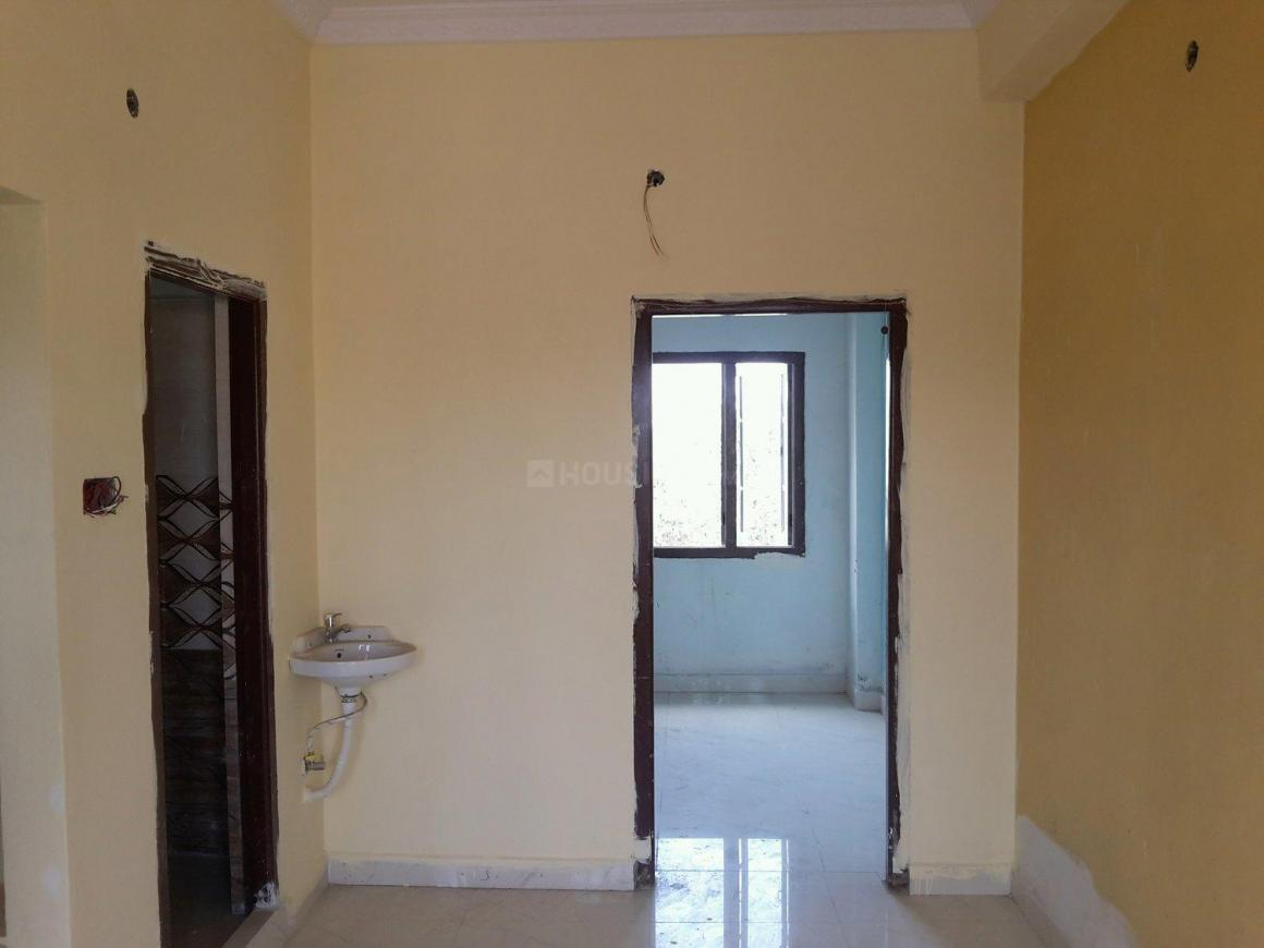 Living Room Image of 500 Sq.ft 1 BHK Apartment for rent in Kamalaprasad Nagar for 6500
