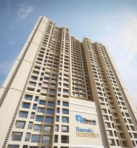 Gallery Cover Image of 367 Sq.ft 1 BHK Apartment for buy in Thane West for 7276000