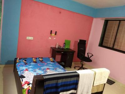 Gallery Cover Image of 685 Sq.ft 1 BHK Apartment for rent in Sadguru Residency, Shivane for 7000