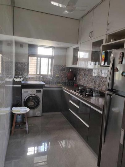 Kitchen Image of 1000 Sq.ft 2 BHK Apartment for buy in Mazgaon for 29900000
