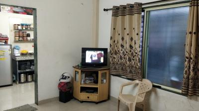 Gallery Cover Image of 460 Sq.ft 1 BHK Independent Floor for buy in Pimple Gurav for 1650000