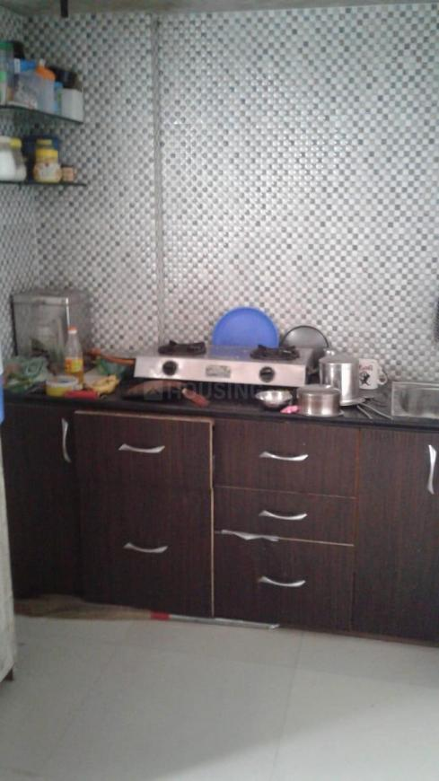 Kitchen Image of 300 Sq.ft 1 RK Apartment for buy in Sarkhej- Okaf for 1200000