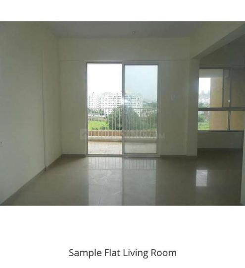 Living Room Image of 490 Sq.ft 1 BHK Apartment for rent in Undri for 13000