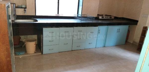Kitchen Image of 550 Sq.ft 1 BHK Apartment for rent in Sadashiv Peth for 16000