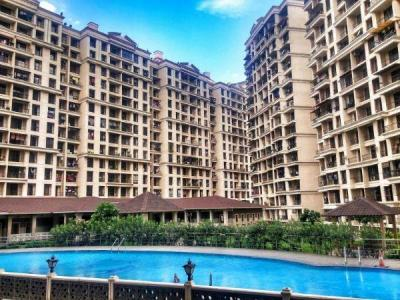Gallery Cover Image of 705 Sq.ft 1 BHK Apartment for rent in Nisarg Hyde Park, Kharghar for 15000