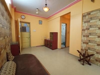 Gallery Cover Image of 650 Sq.ft 1 BHK Apartment for buy in Seawoods for 6700008