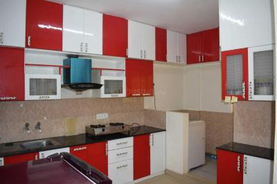 Kitchen Image of Ark Serene County in Kadugodi
