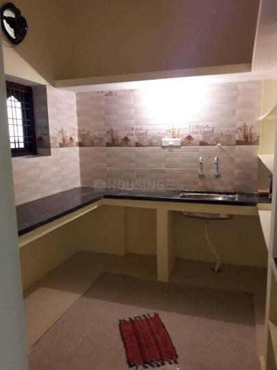 Kitchen Image of 1600 Sq.ft 3 BHK Independent House for rent in Kismatpur for 18000
