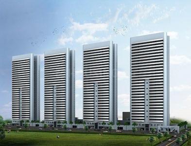 Gallery Cover Image of 1276 Sq.ft 3 BHK Apartment for buy in Godrej Platinum, Vikhroli East for 45000000