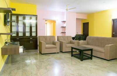 Gallery Cover Image of 1200 Sq.ft 3 BHK Apartment for rent in Whitefield for 22968