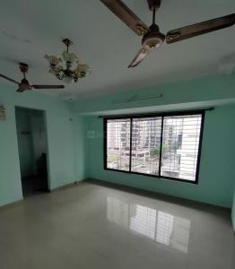 Gallery Cover Image of 410 Sq.ft 1 RK Apartment for rent in Hemrajani Om Fiona, Kopar Khairane for 13500