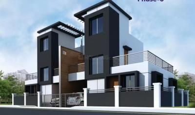 Gallery Cover Image of 1094 Sq.ft 3 BHK Independent House for buy in Lohegaon for 4900000