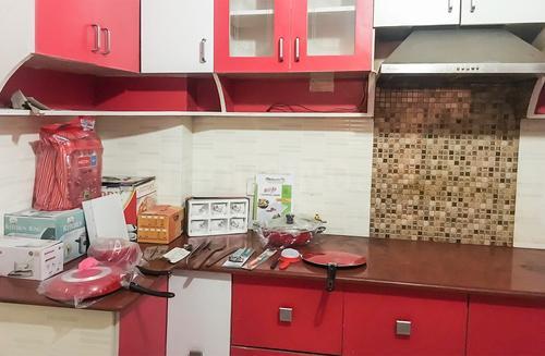 Kitchen Image of Surinder Nest Ghaziabad in Vaishali