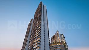 Gallery Cover Image of 550 Sq.ft 1 BHK Apartment for buy in Godrej Nest, Kandivali East for 10400000