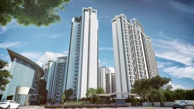 Gallery Cover Image of 1053 Sq.ft 2 BHK Apartment for buy in Bavdhan for 7450000