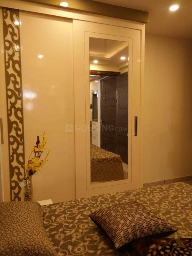 Bedroom Image of 1600 Sq.ft 3 BHK Apartment for rent in Sector 22 Dwarka for 27000
