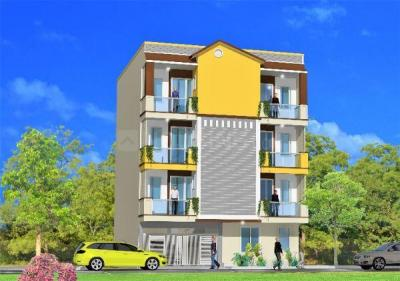 Gallery Cover Image of 950 Sq.ft 2 BHK Apartment for buy in Thv Heritage Floors, Noida Extension for 2050000