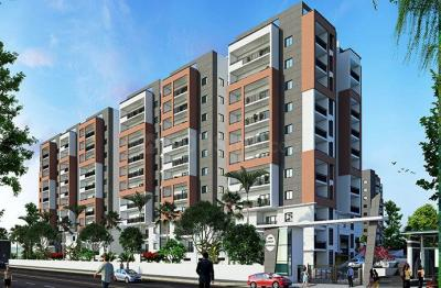 Gallery Cover Image of 1830 Sq.ft 3 BHK Apartment for buy in Vidyaranyapura for 10370610