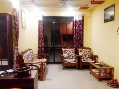 Gallery Cover Image of 1200 Sq.ft 2 BHK Apartment for buy in Kalyan West for 10000000