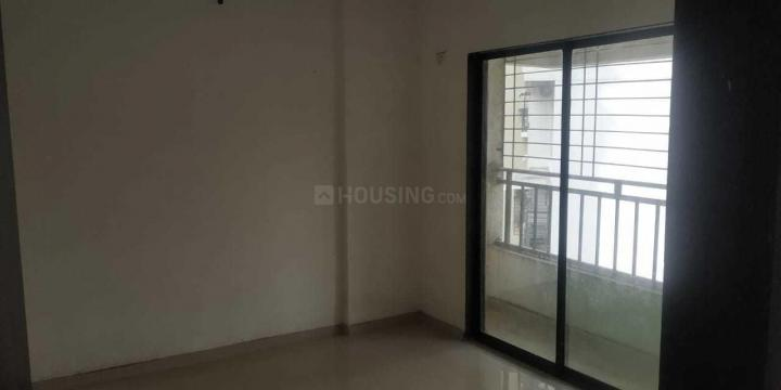 Bedroom Image of 750 Sq.ft 1 BHK Apartment for rent in Kharghar for 18000