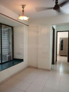 Gallery Cover Image of 750 Sq.ft 1 BHK Apartment for rent in Gopala ResidencyLtd, Turbhe for 17000