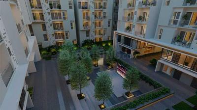 Gallery Cover Image of 1044 Sq.ft 2 BHK Apartment for buy in Casagrand Boulevard, Chikkagubbi Village for 6800000