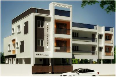 Gallery Cover Image of 1320 Sq.ft 3 BHK Apartment for buy in Tambaram for 7920000