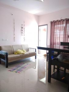 Gallery Cover Image of 600 Sq.ft 1 BHK Apartment for rent in Domlur Layout for 14000
