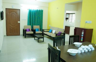 Living Room Image of PG 4642177 K R Puram in Krishnarajapura