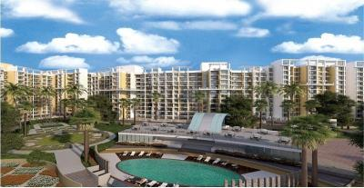 Gallery Cover Image of 1040 Sq.ft 2 BHK Apartment for buy in Dhanori for 5350000