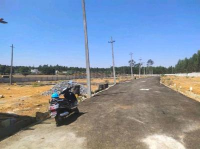 Gallery Cover Image of 1200 Sq.ft Residential Plot for buy in Electronic City for 1900000