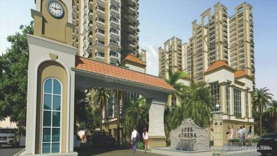 Gallery Cover Image of 1895 Sq.ft 3 BHK Apartment for rent in Apex Athena, Sector 75 for 25000