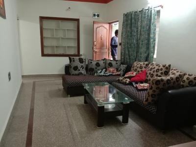 Gallery Cover Image of 1200 Sq.ft 2 BHK Independent Floor for rent in Ejipura for 25000