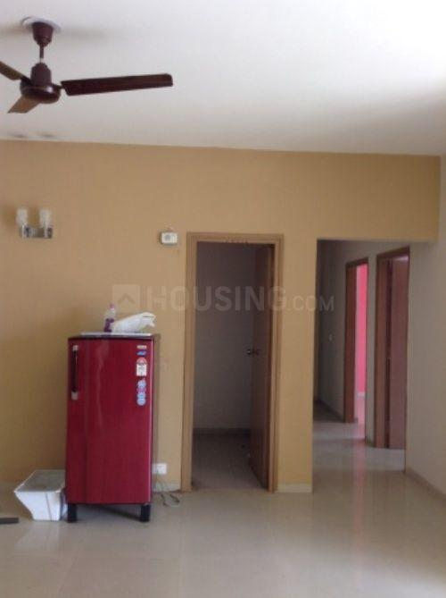Living Room Image of 956 Sq.ft 2 BHK Apartment for rent in New Town for 20000