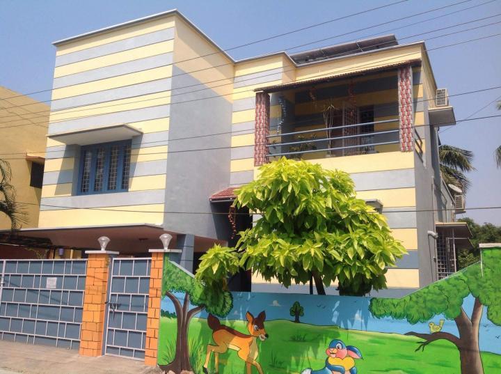 Building Image of Angoori Corporate PG in Manapakkam